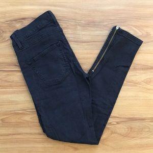 BDG ankle length stretch skinny jeans